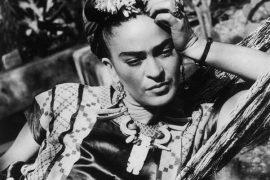 Frida Kahlo artista mexicana
