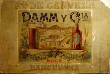 LA FÀBRICA DE DAMM AL CARRER ROSSELLÓ, CONEGUDA COM LA BOHÈMIA, ES VA ESTRENAR l'any 1905.