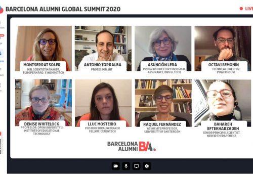 Cimera 2020 Barcelona Alumni