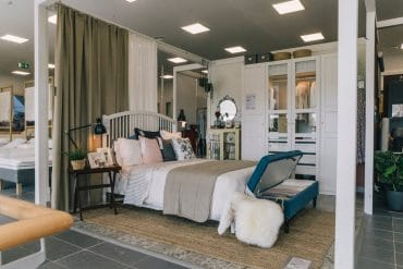 Habitación diseñada por Ikea