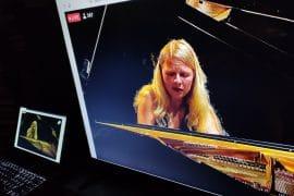 la pianista Valentina Lisitsa
