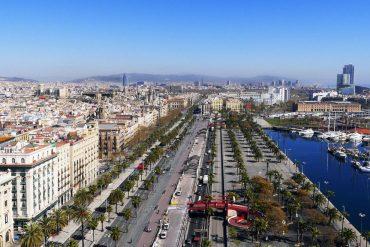 Barcelona Moll de la Fusta
